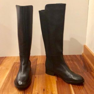 NWT LANDS'END TALL STRETCH BOOT